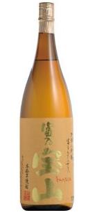 芋焼酎 富乃宝山